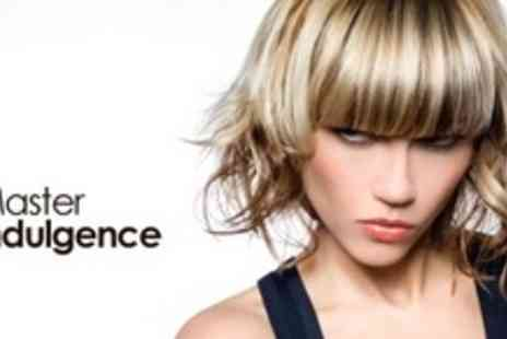 Masters Hair Poynton - Full Head Colour With Cut and Blow Dry - Save 71%