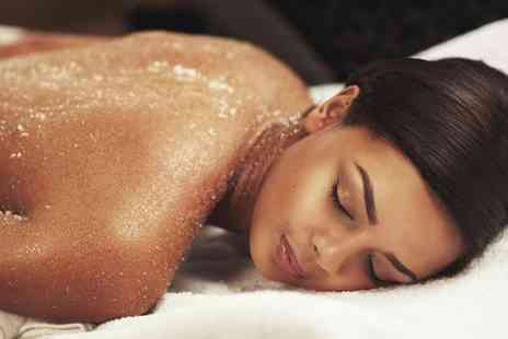 The Beauty Lodge Spa - Body Scrub, Massage and Facial - Save 49%