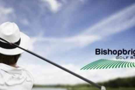 Bishopbriggs Golf Range - Two 45 Minute Golf Lessons With PGA Professional For Two Plus Video Analysis - Save 73%