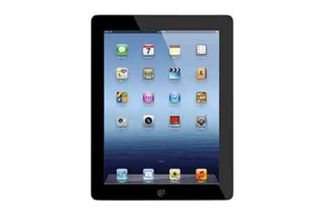 GoldBoxDeals - Refurbished Apple iPad 4 32GB WiFi in Black With Free Delivery - Save 0%