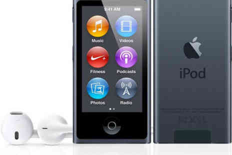 Deal Champion Goods - iPod Nano 7th Generation 16GB - Save 27%