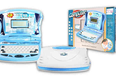 Toy Loco - Childrens Educational Laptop - Save 64%
