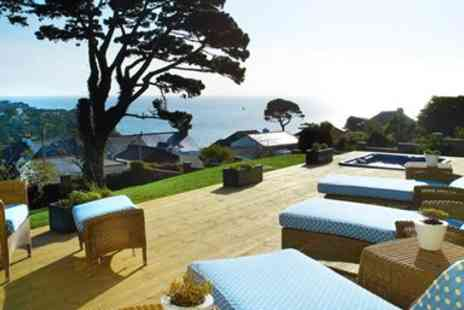 Fowey Hall Hotel - Fowey Spa Day for 1 with Facial, Massage & Cream Tea - Save 39%