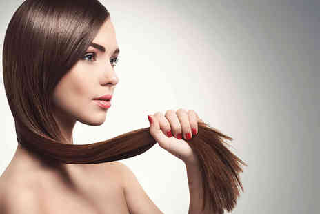 Matthew David Bespoke Hairdressing - Cut, conditioning treatment and blow dry - Save 80%