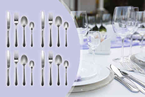 Deals Direct - 16 piece Windsor cutlery set - Save 60%