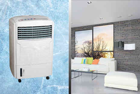 direct2publik - Air cooler and humidifier - Save 61%