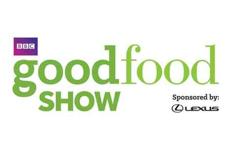 BBC Good Food Show - Afternoon Entry Ticket, Belfast Waterfront On 14 or 16 October - Save 0%