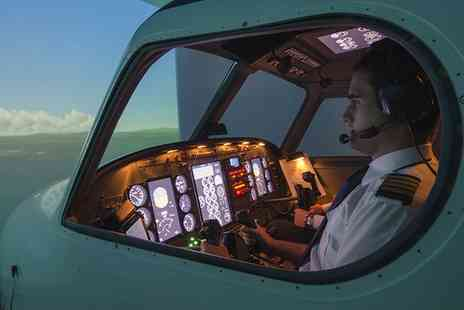 Bristol Flying - Flight Simulator Experience or Full Motion Flight Simulator Experience - Save 51%
