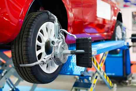 MotoRepair - Four Wheel Alignment and Winter Check - Save 0%