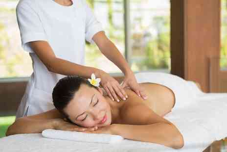 Prana Spa - One or Three Sessions of One Hour Deep Tissue or Aromatherapy Oil Massage - Save 66%