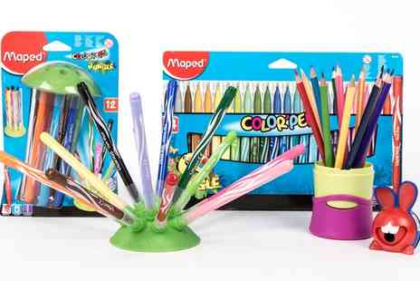 Groupon Goods Global GmbH - 51 Piece Helix Maped Colouring Bundle - Save 0%