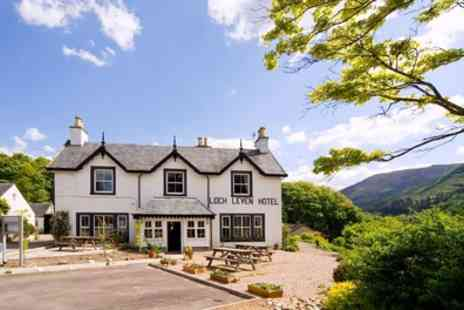Loch Leven Hotel - One to Three Nights Stay with Breakfast, Bubbly and Late Check - Save 47%