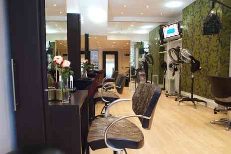 Brazilian Look - Colour, Cut & Blow dry  - Save 43%