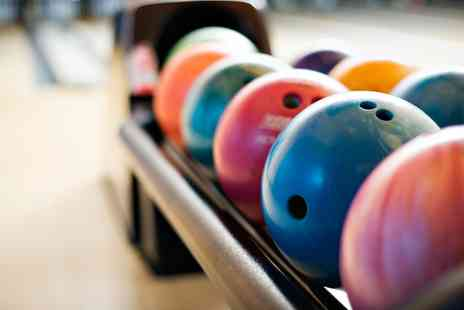 Strike Ten Bowl - One or Two Hours of Bowling with Soft Drinks for Up to Six - Save 61%