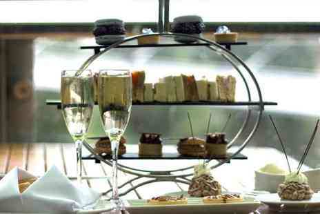The River Bar - Afternoon Tea with Prosecco for Two or Four - Save 41%