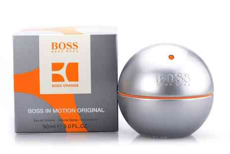 Groupon Goods Global GmbH - Hugo Boss In Motion EDT Spray 90ml - Save 0%