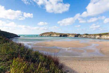 Breaks in Cornwall - Three or Seven night 4 Star Cornwall stay for up to four - Save 51%