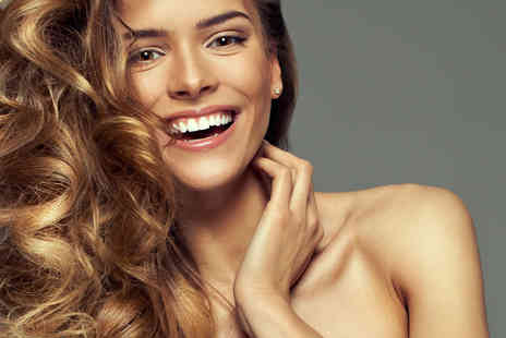 Annissy Hair and Beauty - Half head of highlights or full head of colour plus a wash, cut and blow dry or with a hair steam - Save 69%