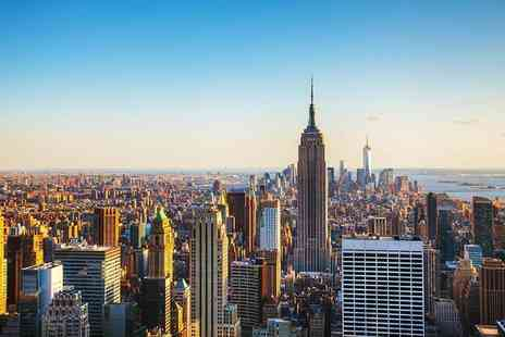 ClearSky Holidays - Eight night trip to New York, LA and Las Vegas including all flights and accommodation - Save 46%