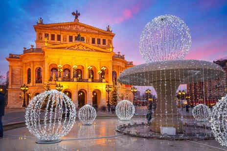 Crystal Travel - Two or Three night German Christmas market break including flights - Save 58%