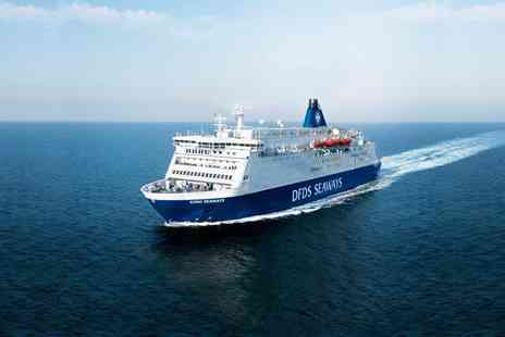 DFDS - £5 for a £50 voucher with DFDS toward a two night Amsterdam mini cruise, sailing - Save 0%