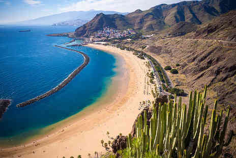 Worldwide Tours & Travel - Three, Five, Seven night Tenerife break with flights - Save 27%