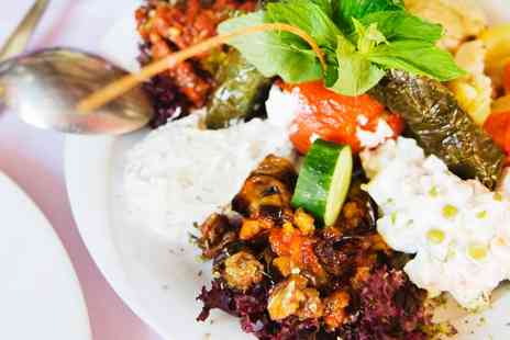 Bosphorus Turkish Restaurant - Turkish Meze with Wine for Two or Four - Save 49%