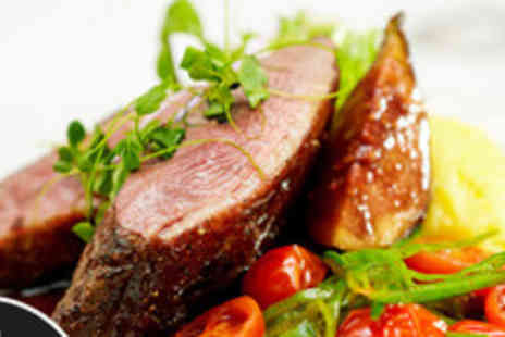 Best - 3 Course a  la carte meal for two - Save 59%