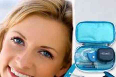 Just Smile - Non peroxide home teeth whitening kit - Save 81%