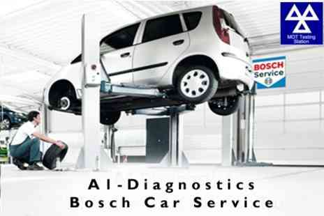 A1-Diagnostics and ECU Repairs - MOT  With 49 Point Check and Car Wash for £49 - Save 61%