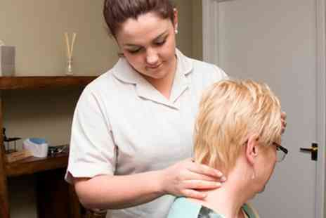 The Back Pain Centre - Chiropractic Consultation with One or Three Treatments - Save 58%