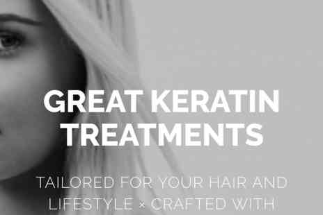 Hair Rehab Soho - Intro Offer Rehab Keratin - Save 51%