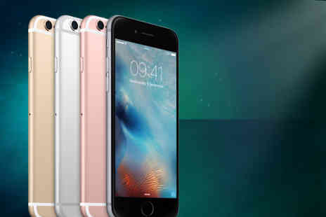 The Smartphone Company - iPhone 6s 16GB when you sign up to a 24 month contract Plus Delivery Included - Save 60%