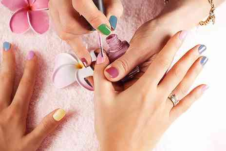 Centre of Excellence - Online nail technician course - Save 93%