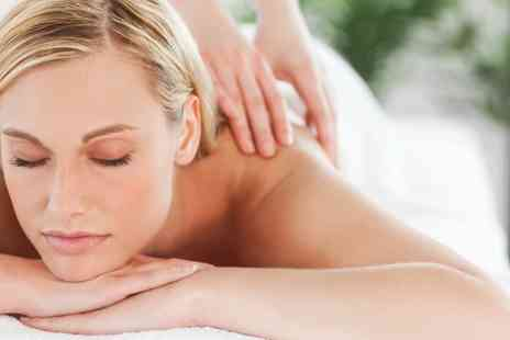 Loughborough Therapy Clinic - Choice of Massage with Indian Head Massage - Save 52%