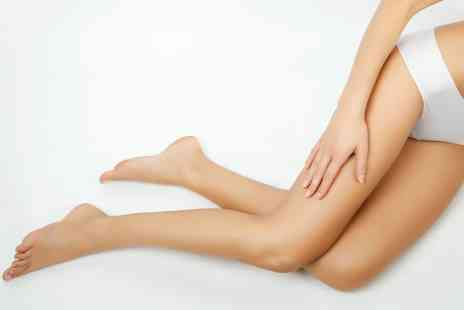 Glow N Glamour Salon - Three or Six Sessions of IPL Hair Removal on Small, Medium or Large Areas - Save 0%