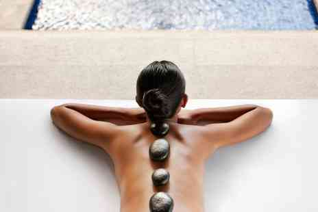 Exquisite Look - 60 minute Deep Swedish Massage or 75 Minute Hot Stone Massage - Save 47%