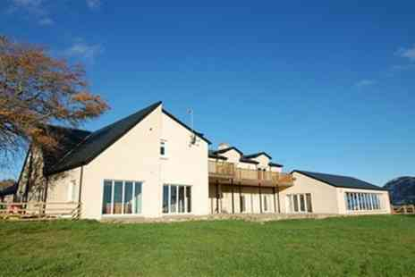 Highbrown Muir - One or Two Nights Stay for 2 with Breakfast or for Up To 10 with Use of Property and Facilities - Save 0%