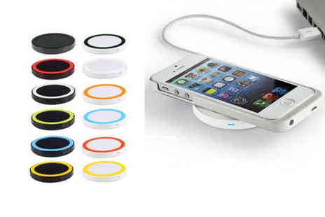 DUK - A contactless smart phone charger pad - Save 68%