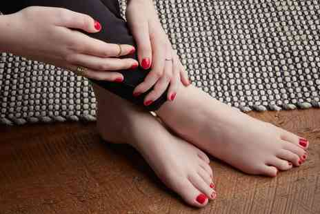 The Beauty Boutique - Shellac Manicure or Pedicure or Both - Save 0%