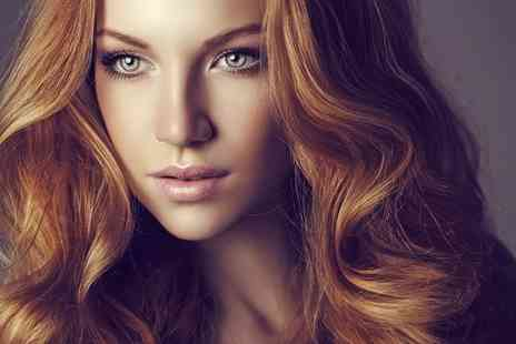 Star Salon Aigburth - Cut, Wash and Finish with Half Head Foils or Root Tint - Save 67%
