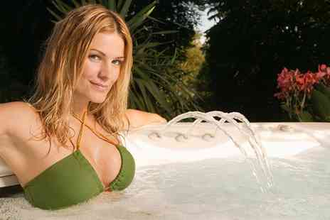 Hot Tub Hire - Weekend Hot Tub Hire - Save 59%