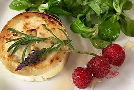 Papillon Brasserie - Two Course Meal for Two or Four - Save 41%