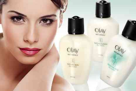 Groupon Goods Global GmbH - Olay Anti Wrinkle Day Lotion - Save 0%