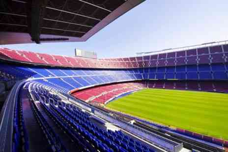 Weekender Breaks - FC Barcelona Match Tickets and a 2 Night Stay in Barcelona - Save 0%