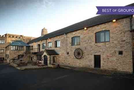 Best Western Derwent Manor - One Night Stay for 2 with Breakfast, Dinner, Wine and Leisure Access - Save 0%