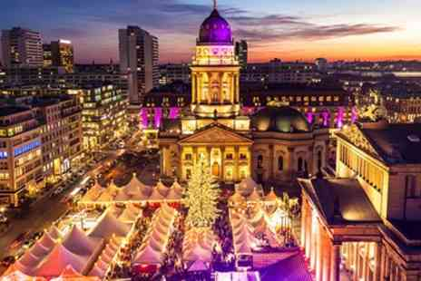 Blue Sea Holidays - Four Star Xmas Market Break with Flights - Save 0%