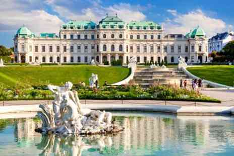 Qwerty Travel - Vienna Three Night 5 Star City Break with Tours - Save 0%