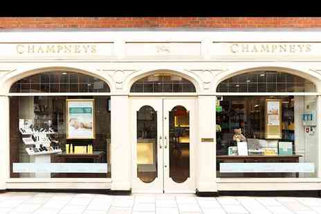Champneys Day Spa - Champneys Collagen Gold Facial - Save 25%
