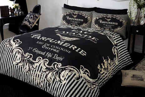 Groundlevel - Double or king size vintage French duvet set - Save 83%